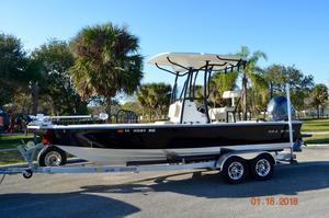 Used Sea Born FX22 Bay Boat For Sale