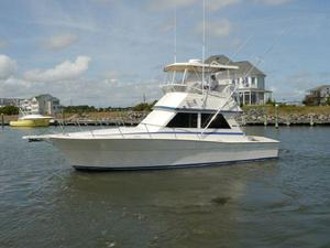 Used Viking 35 Convertible Sports Fishing Boat For Sale
