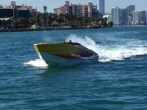 Used Cigarette Topgun Billet Series High Performance Boat For Sale