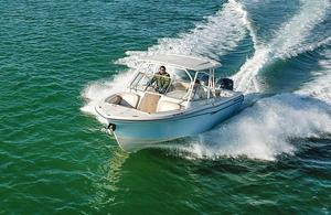 Used Grady-White Freedom 285 Cruiser Boat For Sale