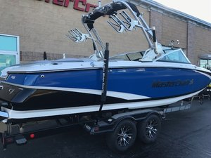 Used Mastercraft X-55 Bowrider Boat For Sale