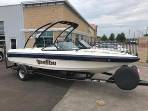 Used Malibu Boats Llc SUNSETTER VLX Ski and Wakeboard Boat For Sale