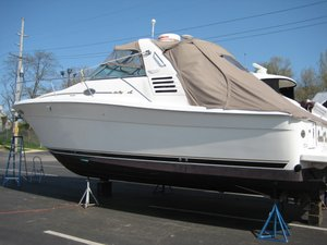 Used Sea Ray 330 Express Cruiser Boat For Sale