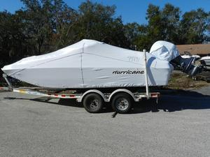 New Hurricane sd 187 ob Deck Boat For Sale