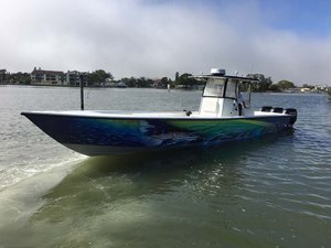 Used Sabalo 41 Center Console Center Console Fishing Boat For Sale