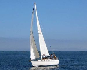 Used Catalina 34 Daysailer Sailboat For Sale
