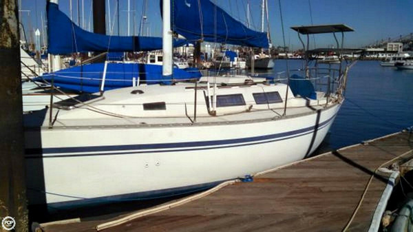 Used Peterson 33 Sloop Sailboat For Sale