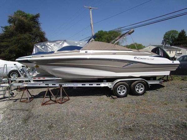 New Crownline E21 XSE21 XS Deck Boat For Sale