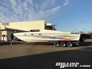 Used Baja Caliber 32 High Performance Boat For Sale