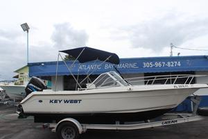Used Key West 186 DC186 DC Dual Console Boat For Sale
