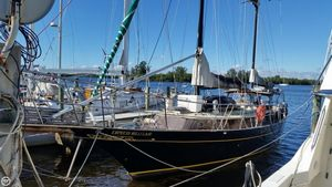 Used Cheoy Lee 48 Clipper Ketch Sailboat For Sale