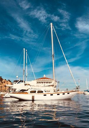 Used Pearson Countess Cruiser Sailboat For Sale