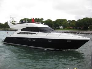 Used Viking Sport Cruisers 50 Flybridge Motor Yacht For Sale