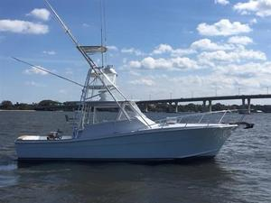 Used Topaz Express Sportfish Express Cruiser Boat For Sale