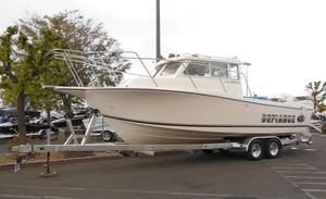 New Defiance 270 Admiral EX270 Admiral EX Pilothouse Boat For Sale