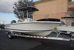 New Defiance 210 Catalina Center Console Fishing Boat For Sale