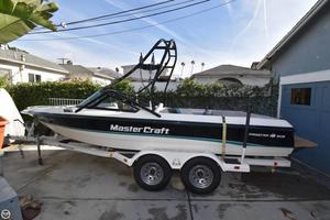 Used Mastercraft Prostar 205 Bowrider Boat For Sale