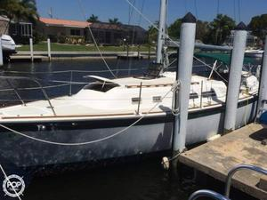 Used O'day 37 Sloop Sailboat For Sale