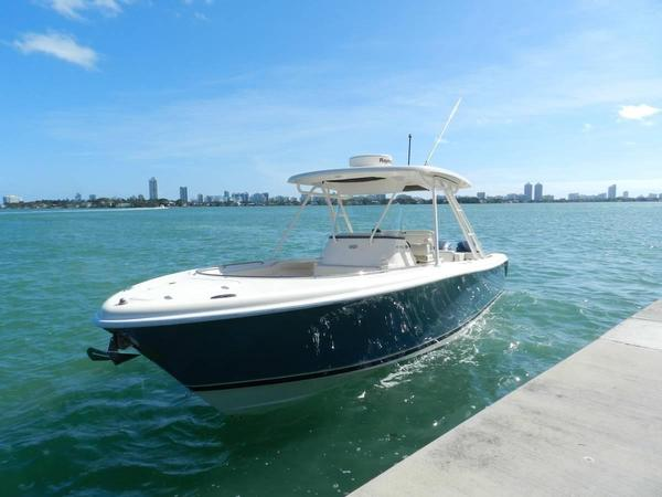 Used Pursuit S 280 Sport Center Console Fishing Boat For Sale