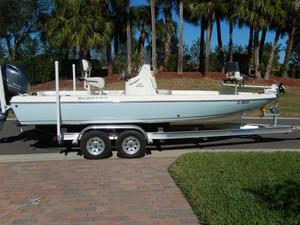 Used Skeeter SX210 Bay Boat For Sale