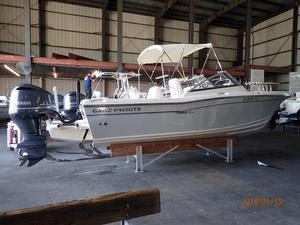 Used Grady-White 22' Dual Console Dual Console Boat For Sale