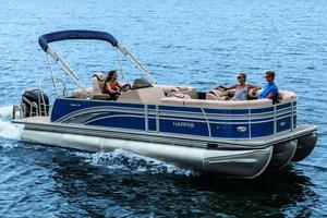 New Harris Sunliner 240Sunliner 240 Pontoon Boat For Sale