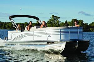 New Harris Sunliner 220 Pontoon Boat For Sale