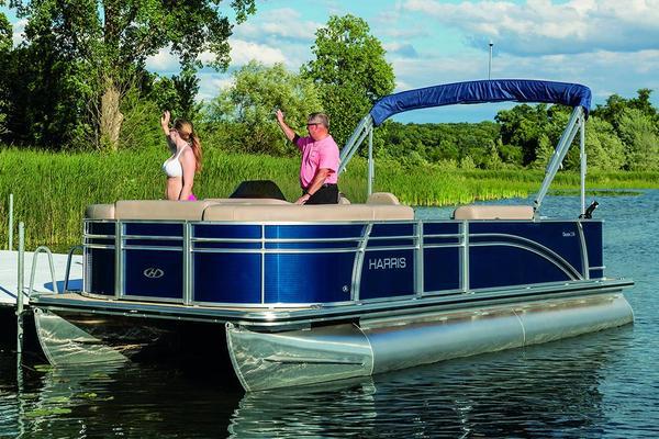 New Harris Cruiser 180 Pontoon Boat For Sale