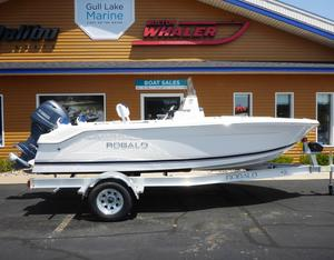 New Robalo R160 Center ConsoleR160 Center Console Center Console Fishing Boat For Sale