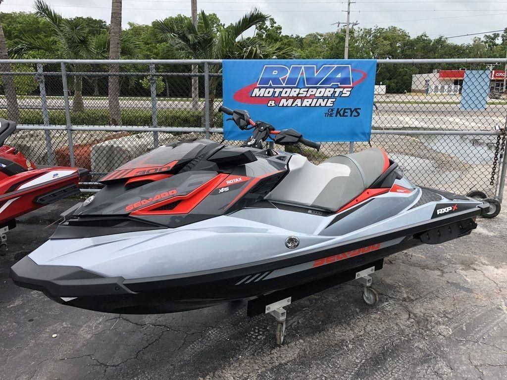 2018 New Sea-Doo RXP-X 300RXP-X 300 Personal Watercraft For