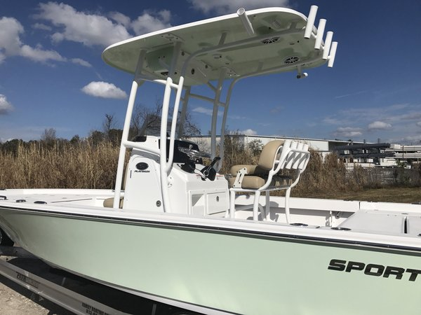 New Sportsman Boats Masters 227 Bay Boat Bay Boat For Sale
