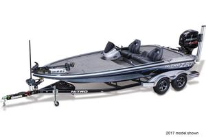 New Nitro Z20 Bass Boat For Sale