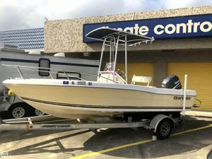 Used Clearwater 1900CC Center Console Fishing Boat For Sale