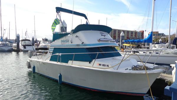 Used Tollycraft Flybridge Sedan Express Cruiser Boat For Sale