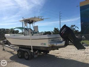 Used Mojito 230X Center Console Fishing Boat For Sale