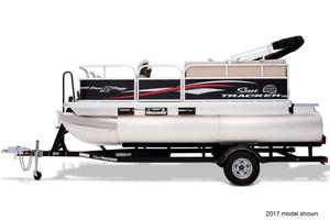 New Sun Tracker Bass Buggy 16 DLX ET Pontoon Boat For Sale