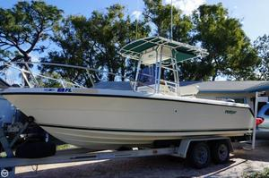 Used Pursuit 2270 CC Center Console Fishing Boat For Sale