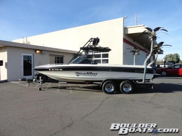 Used Malibu SUNSETTER LX Ski and Wakeboard Boat For Sale