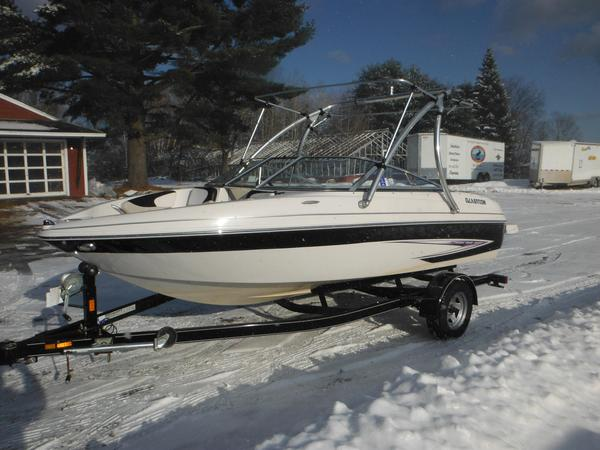 Used Glastron Mx185br Bowrider Boat For Sale