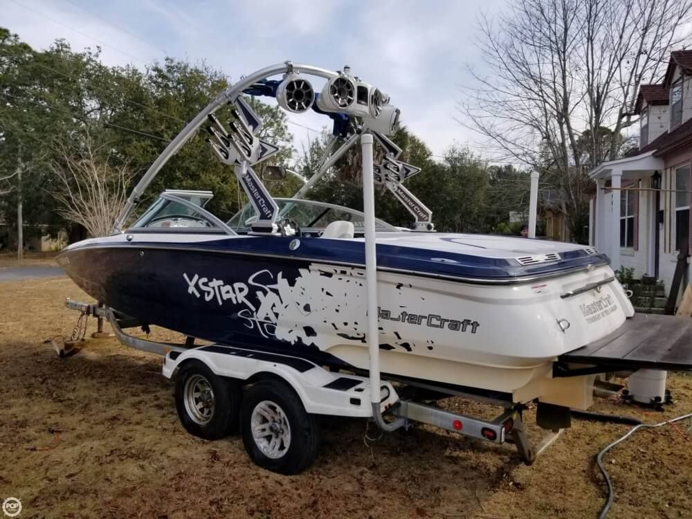 2007 Used Mastercraft 22 X Star Ss Ski And Wakeboard Boat