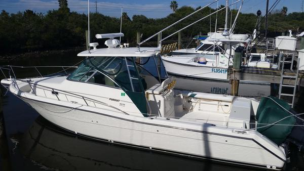 Used Pursuit 3070 Center Console Center Console Fishing Boat For Sale