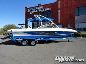 Used Tige 24 VE Ski and Wakeboard Boat For Sale