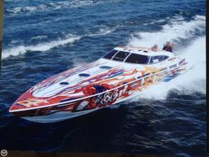 Used Advantage Poker Run 40 High Performance Boat For Sale
