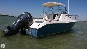 Used Tidewater 228 Walkaround Fishing Boat For Sale