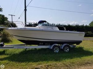 Used Seaswirl Striper 2150 Walkaround Fishing Boat For Sale
