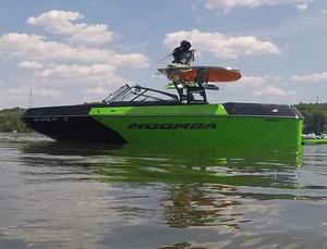 Used Moomba HelixHelix Ski and Wakeboard Boat For Sale