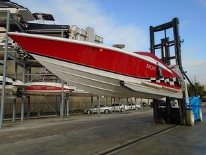 Used Donzi 33 ZX High Performance Boat For Sale