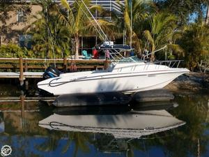 Used Fountain 29 Sportfish Cruiser Walkaround Fishing Boat For Sale