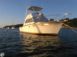 Used Egg Harbor 36 Sedan Sports Fishing Boat For Sale