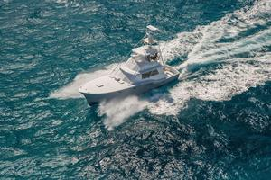 Used Hatteras Commercial Boat For Sale